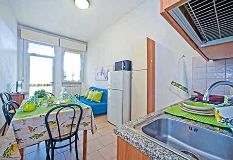 Photo Two-Room Flat 4-5 People - Residence Lilly Mare