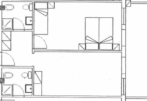 Foto Appartamento Bilocale 4-5 Posti - Residence Lilly Mare