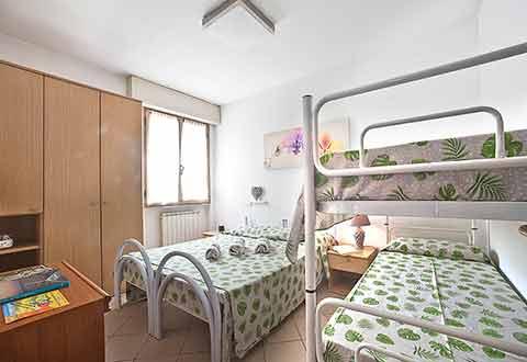 Bild Dreizimmerwohnung 6 Personen - Residence Lilly Mare